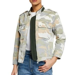 ZADIG & VOLTAIRE Camouflage Jacket